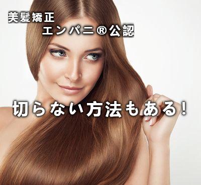 東京美髪研究所承認世田谷区トリートメント不要美髪矯正