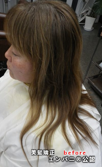 東京美髪研究所承認千代田区トリートメント不要美髪矯正